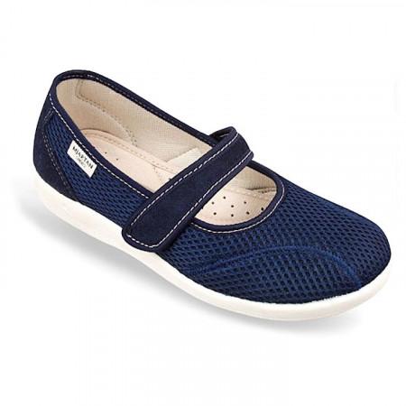 Pantofi ortopedici de vara dama OrtoMed 6089-T99