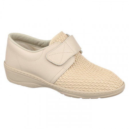 Pantofi pentru monturi dama PodoWell Psyche bej