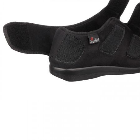 Pantofi recuperare medicala ultra reglabili OrtoMed 6051-T44