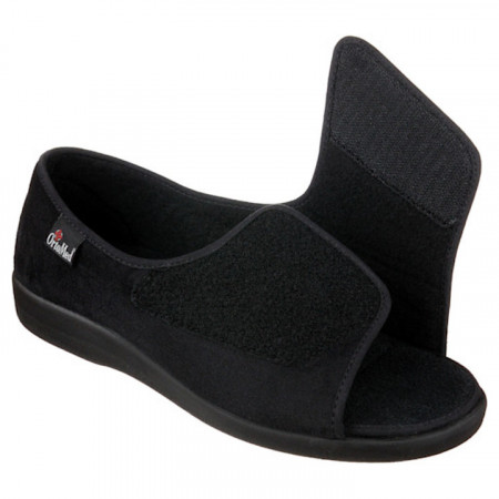 Pantofi ortopedici decupati OrtoMed 511-512-T44 reglabili