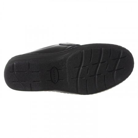 Pantofi pentru monturi / Hallux Valgus negri dama PodoWell Psyche