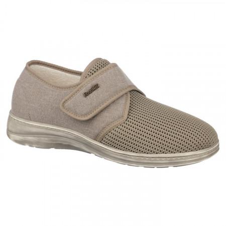 Pantofi de vara ortopedici barbati PodoWell Pierrick bej