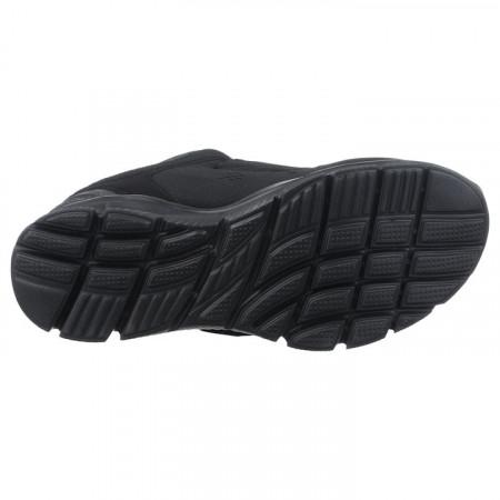 Pantofi sport ortopedici negri barbati PodoWell Vercors