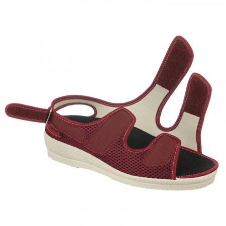 Sandale ortopedice medicale ultra reglabile OrtopMed 535-T16