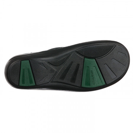 Sandale pentru Hallux Valgus dama piele negre PodoWell Delphine