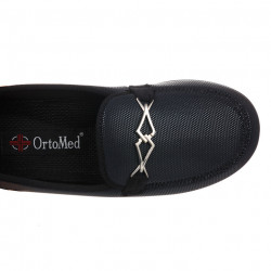Pantofi ortopedici stretch femei Ortomed 6037-S97L