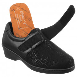 Pantofi ortopedici diabetici Pinosos 7334 brant detasabil