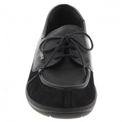 Pantofi ortopedici negri monturi Hallux Valgus PodoWell Madeleine