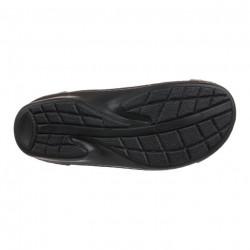Papuci ortopedici piele naturala dama OrtoMed 3700-P84 bordo