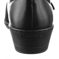 Talpa flexibila si aderenta pantofi piele dama Pinosos 7334