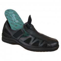 Pantofi de vara cu perforatii ortopedici barbati Pinosos 7517H