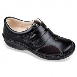 Pantofi pentru monturi / Hallux Valgus piele femei OrtoMed 3750-P134