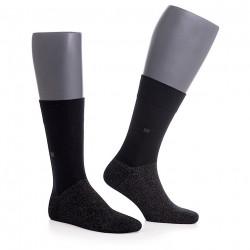 Sosete Comfort Silver CSS101 negre