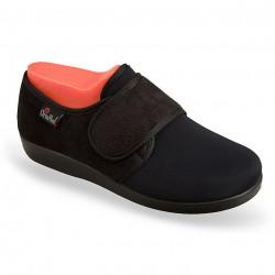 Pantofi ortopedici material stretch pentru barbati OrtoMed 652-T77