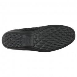 Talpa ortopedica pantofi piele dama Pinosos 7238H negri