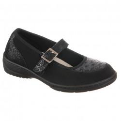 Pantofi ortopedici pentru monturi negri PodoWell Madona