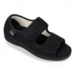 Sandale ortopedice recuperare OrtoMed 513-T21 negre