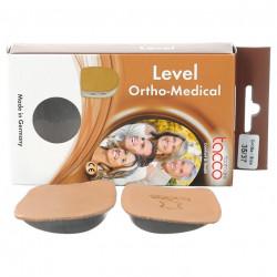 Talonete corectoare pentru supinatie, pronatie, Tacco Level