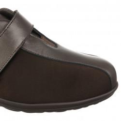 Pantofi ortopedici piele pentru Hallux Valgus Pinosos 7503H