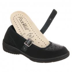 Pantofi ortopedici dama PodoWell Madona brant detasabil