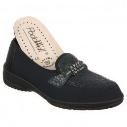 Pantofi ortopedici pentru monturi negri PodoWell Magik