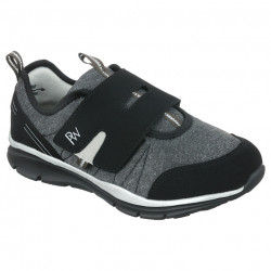 Pantofi sport ortopedici dama negri PodoWell Vendee