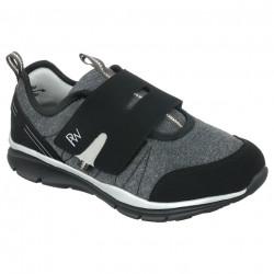 Pantofi sport ortopedici, negri, dama, PodoWell Vendee