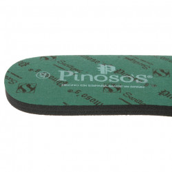Pantofi sport ortopedici piele gri barbati Pinosos 7905-H