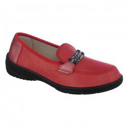 Pantofi ortopedici pentru monturi PodoWell Magik rosu