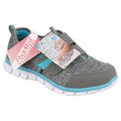 Pantofi sport ortopedici dama gri PodoWell Vendee