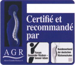 Certificat pentru dureri ale coloanei vertebrale