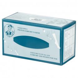 Sosete unica folosinta pentru magazine de incaltaminte - cutie 144 bucati