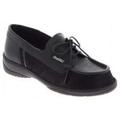 Pantofi pentru monturi / Hallux Valgus negri dama PodoWell Madeleine
