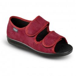 Sandale medicale dama OrtoMed 513-T70 bordo