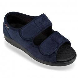 Sandale medicinale femei si barbati OrtoMed 513-514-T37 bleumarin