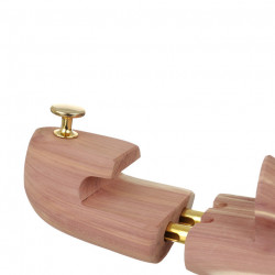 Sanuri lemn cedru pentru pantofi Tradigo