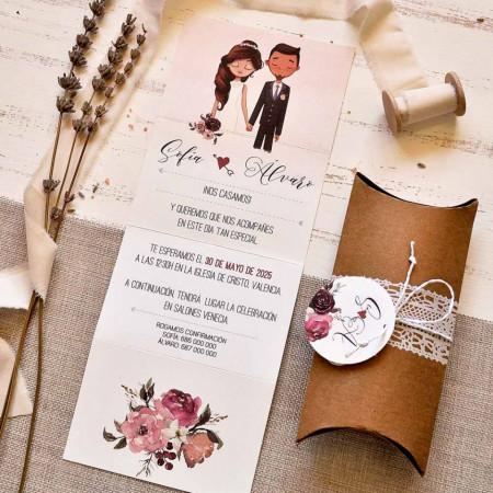 Invitatie nunta 39801