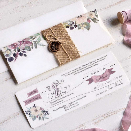 Invitatie nunta 39805