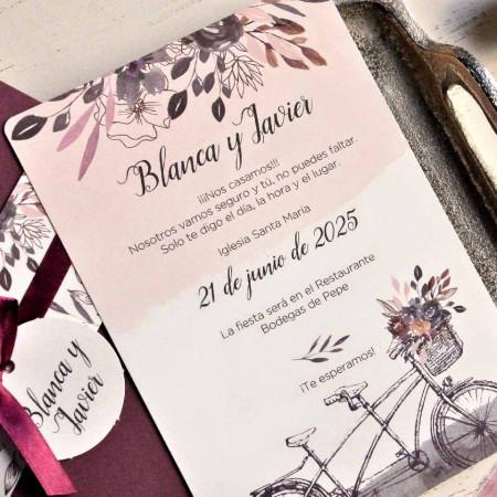 Invitatie nunta 39812