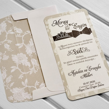 Invitatii de Nunta - 9568
