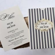 Invitatie de nunta 1126