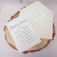 Invitatie de nunta 1143