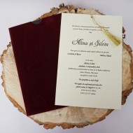 Invitatie de nunta 1173