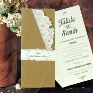 Invitatie de nunta 5651