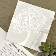 Invitatie de nunta copacul iubirii 39642