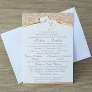 Invitatie nunta 35236