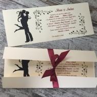 Invitatie nunta You & Me