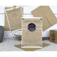 Invitatie de nunta 32628