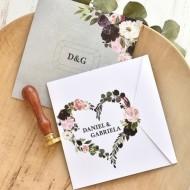Invitatie de nunta 39775