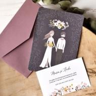 Invitatie de nunta 39786